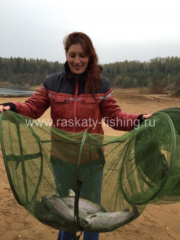 рыболовный клуб раскаты одинцовский район