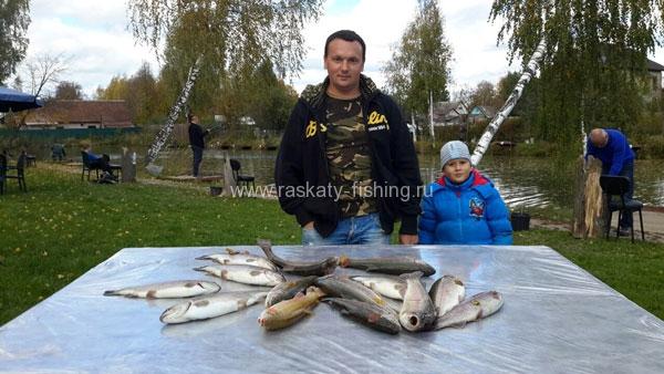 Рыбалка липки видео